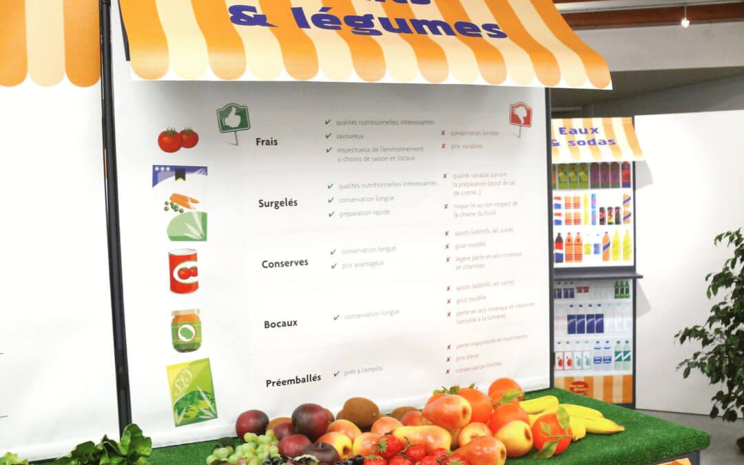 Plat Net Market atterrit à Chimay !