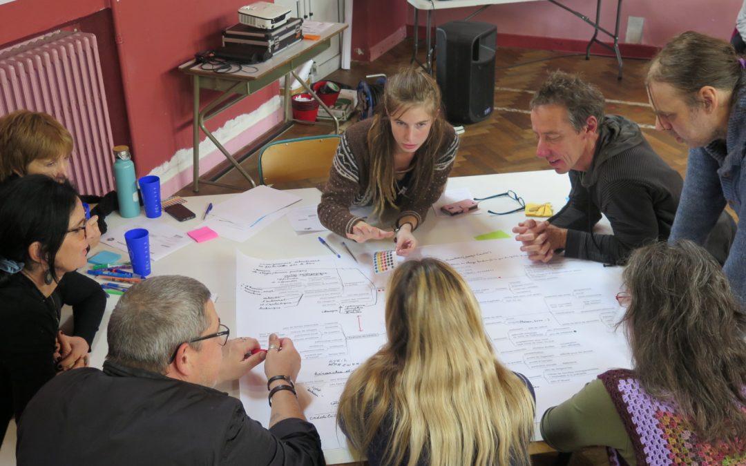 Le projet de centre culturel Chièvres-Brugelette a pris son Envol!